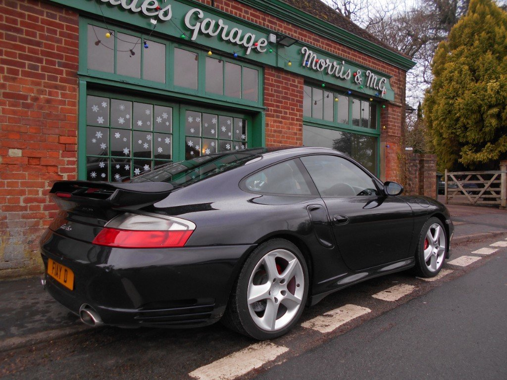 2005 Porsche 911 Turbo Coupe Tiptronic For Sale (picture 3 of 5)