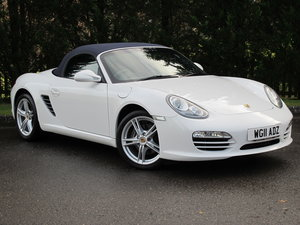 Picture of 2011 Porsche Boxster 2.9 987 Manual For Sale