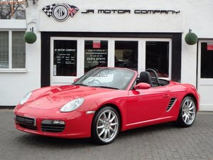Picture of 2005 Porsche Boxster 3.2 S Manual Huge Spec Rare Guards Red! For Sale