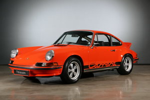 Picture of 1973 911 RS 2,7 Touring For Sale