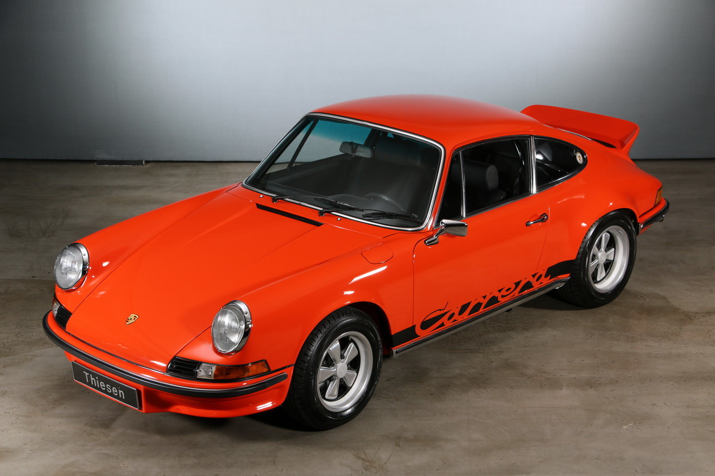 1973 911 RS 2,7 Touring For Sale (picture 3 of 12)