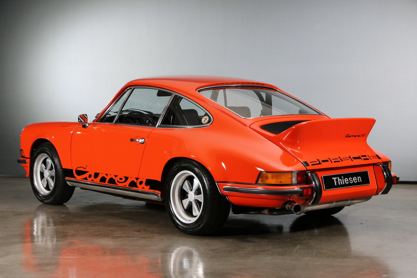 1973 911 RS 2,7 Touring For Sale (picture 11 of 12)