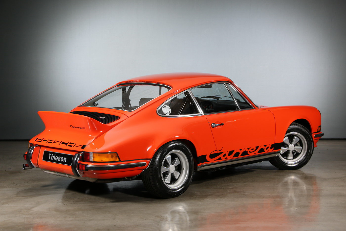 1973 911 RS 2,7 Touring For Sale (picture 12 of 12)