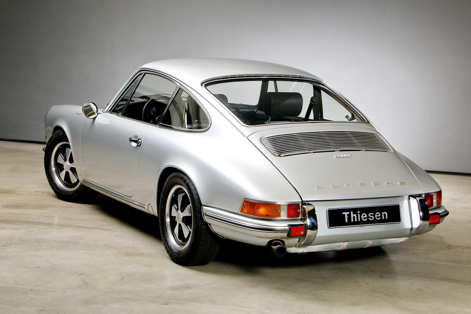 1970 911T 2.2 Ltr. Coup - Individualumbau - For Sale (picture 11 of 12)