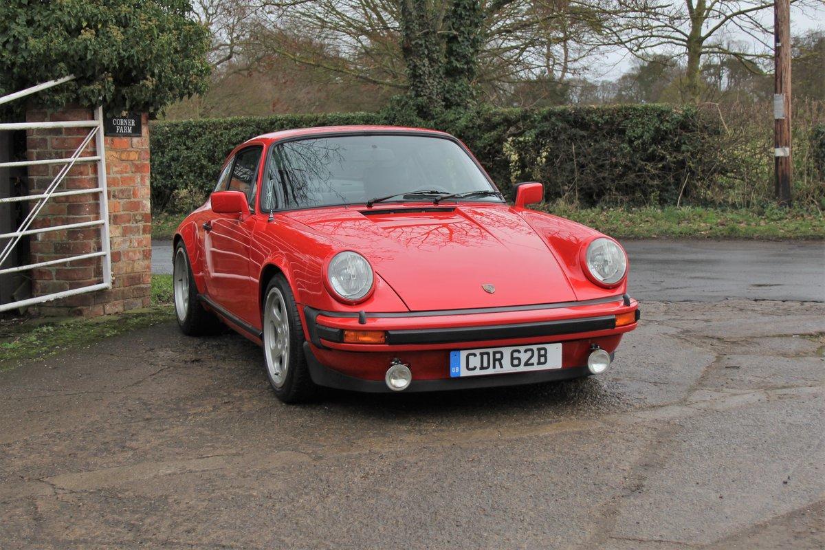 1978 Porsche 911 SC, Ultra Rare RUF Wheels For Sale (picture 1 of 20)