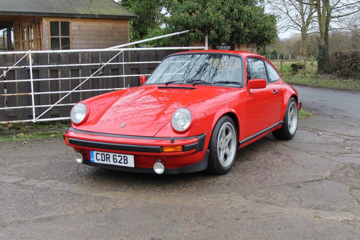 1978 Porsche 911 SC, Ultra Rare RUF Wheels For Sale (picture 3 of 20)