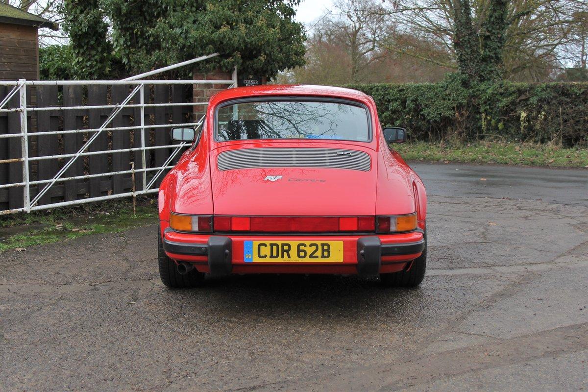 1978 Porsche 911 SC, Ultra Rare RUF Wheels For Sale (picture 5 of 20)