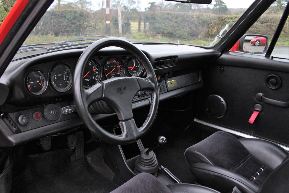 1978 Porsche 911 SC, Ultra Rare RUF Wheels For Sale (picture 7 of 20)