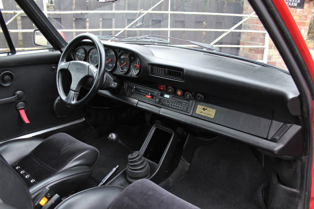 1978 Porsche 911 SC, Ultra Rare RUF Wheels For Sale (picture 10 of 20)