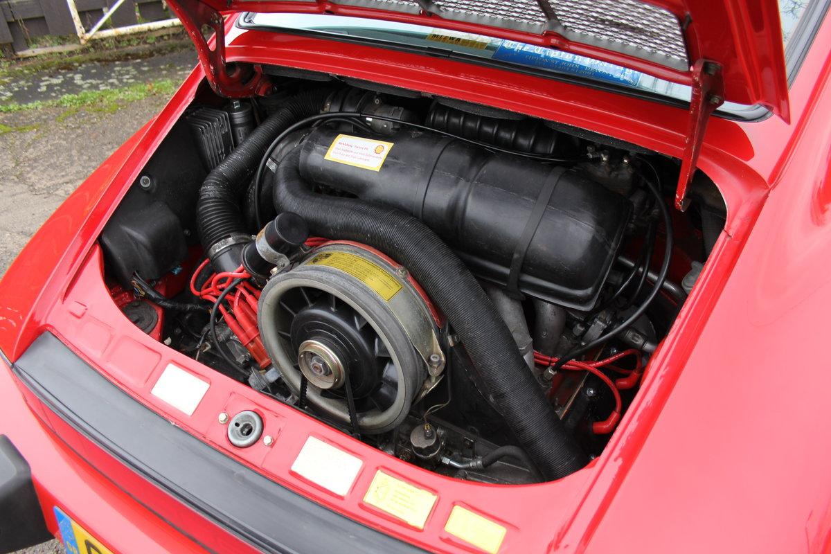 1978 Porsche 911 SC, Ultra Rare RUF Wheels For Sale (picture 15 of 20)
