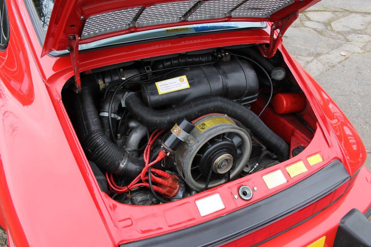 1978 Porsche 911 SC, Ultra Rare RUF Wheels For Sale (picture 16 of 20)