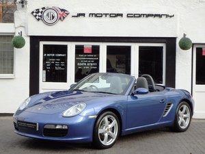 Picture of 2006 Porsche Boxster 2.7 Manual Rare Cobalt Blue Huge Spec! For Sale