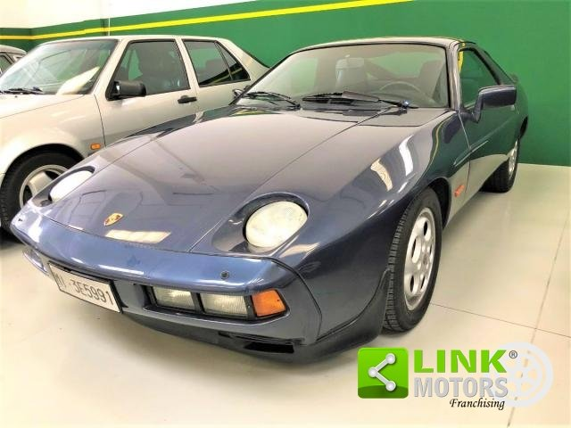 1985 PORSCHE - 928 - S For Sale (picture 1 of 6)