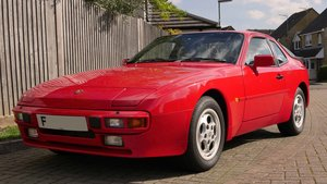 Porsche 944 8 Valve Lux Manual