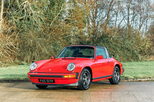 Picture of 1976 Porsche 911 Targa S For Sale SOLD