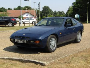 Picture of 1982 Porsche 924 Turbo at ACA 13th and 14th February For Sale by Auction