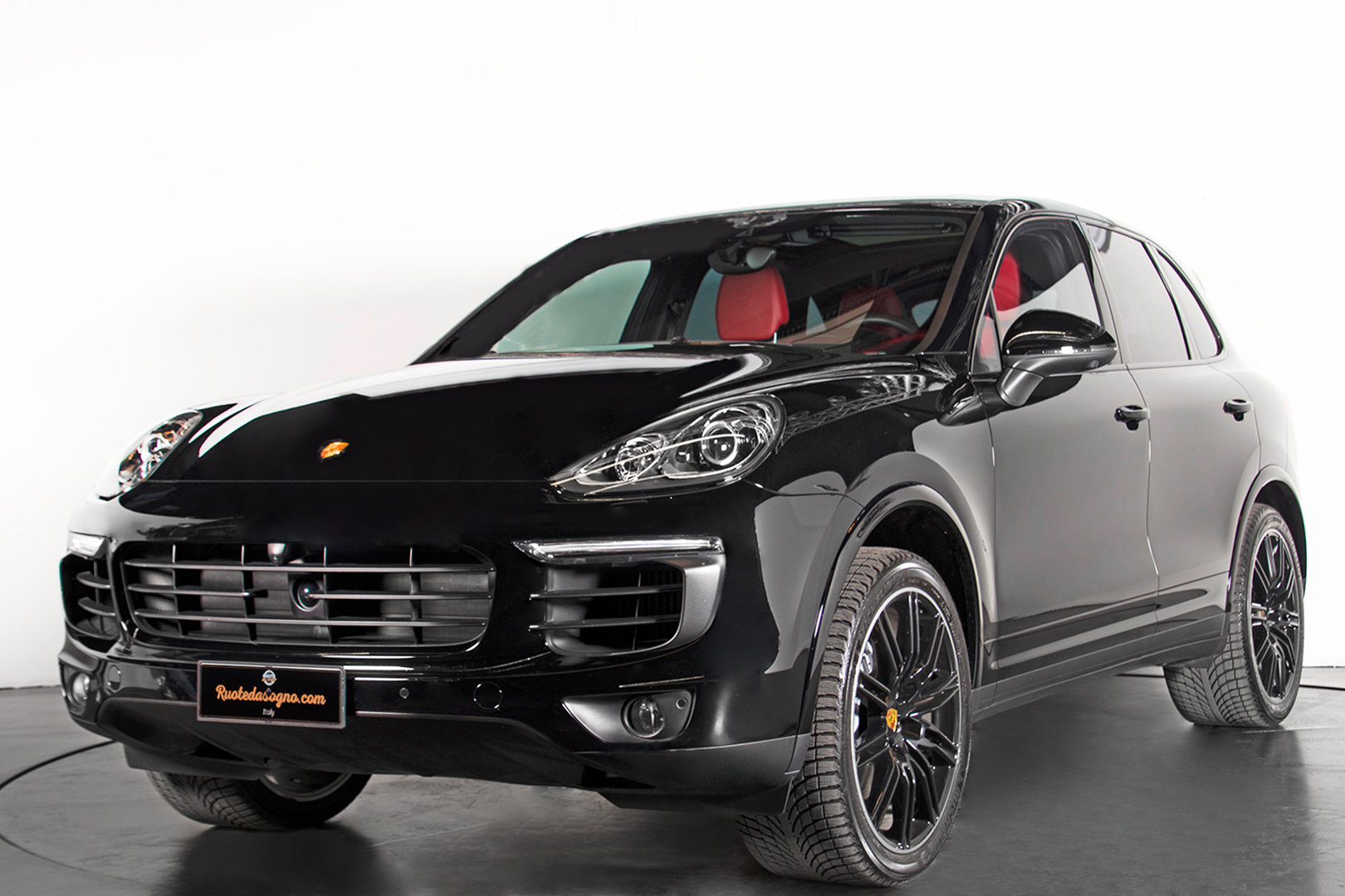 2017 PORSCHE CAYENNE S DIESEL 4.1 For Sale (picture 1 of 11)