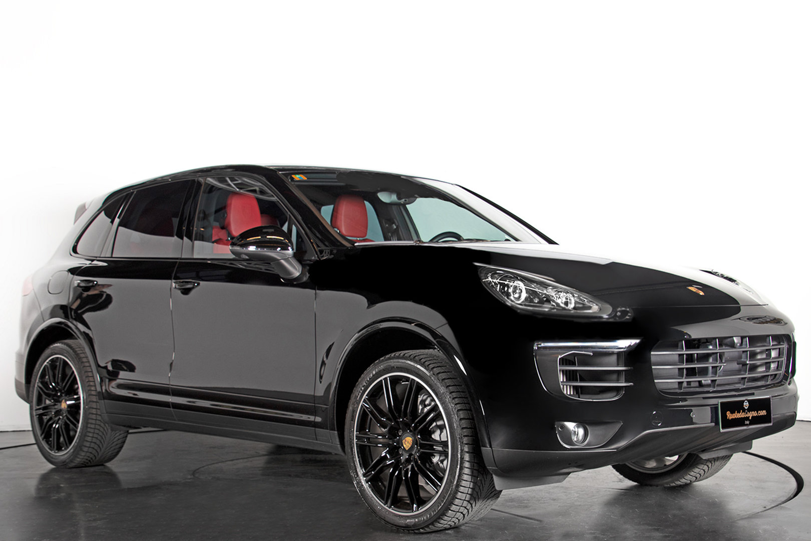 2017 PORSCHE CAYENNE S DIESEL 4.1 For Sale (picture 8 of 11)