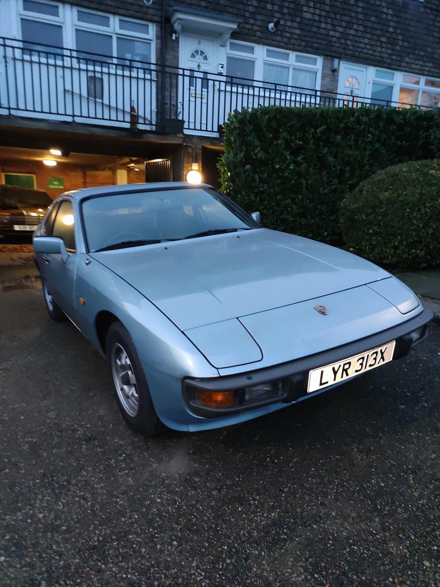 1982 Porsche  924 2.0  For Sale (picture 2 of 12)