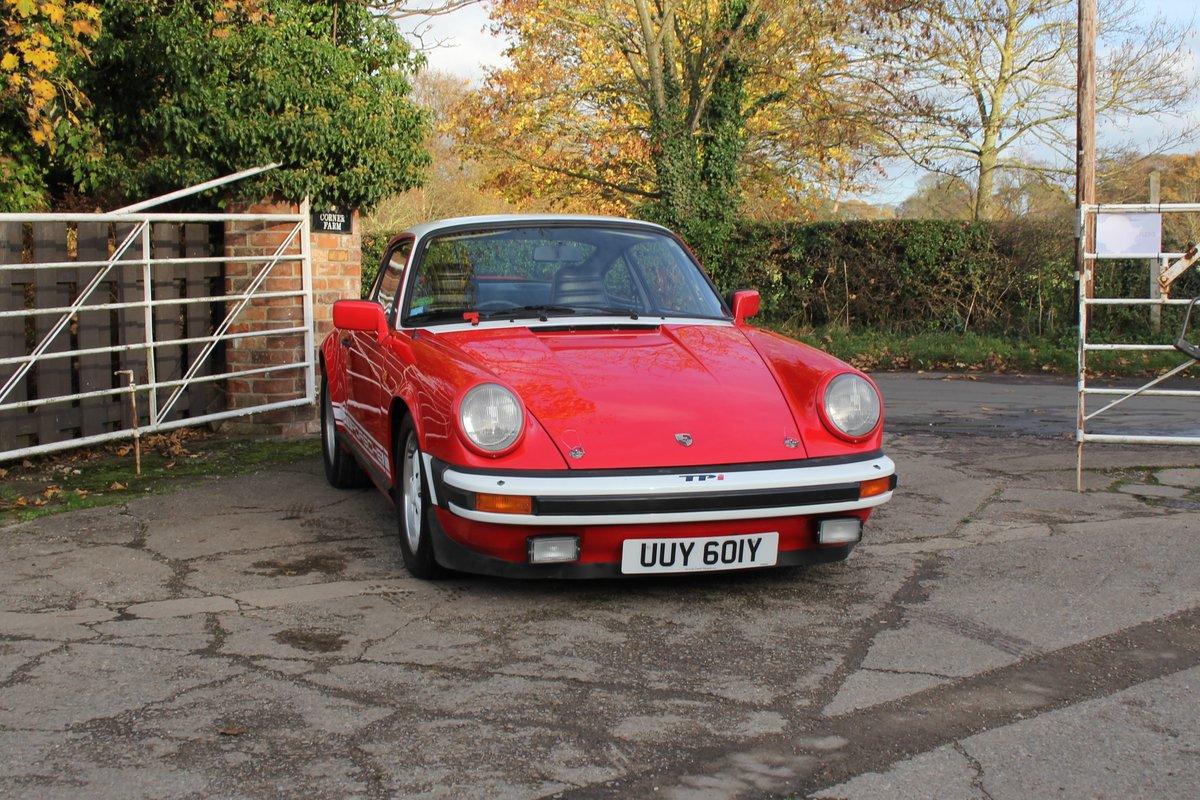1983 Porsche 911 SC SOLD (picture 1 of 19)