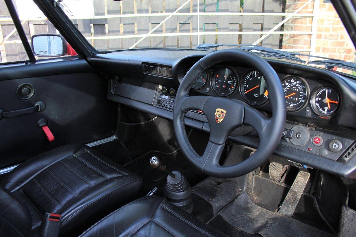 1983 Porsche 911 SC SOLD (picture 7 of 19)