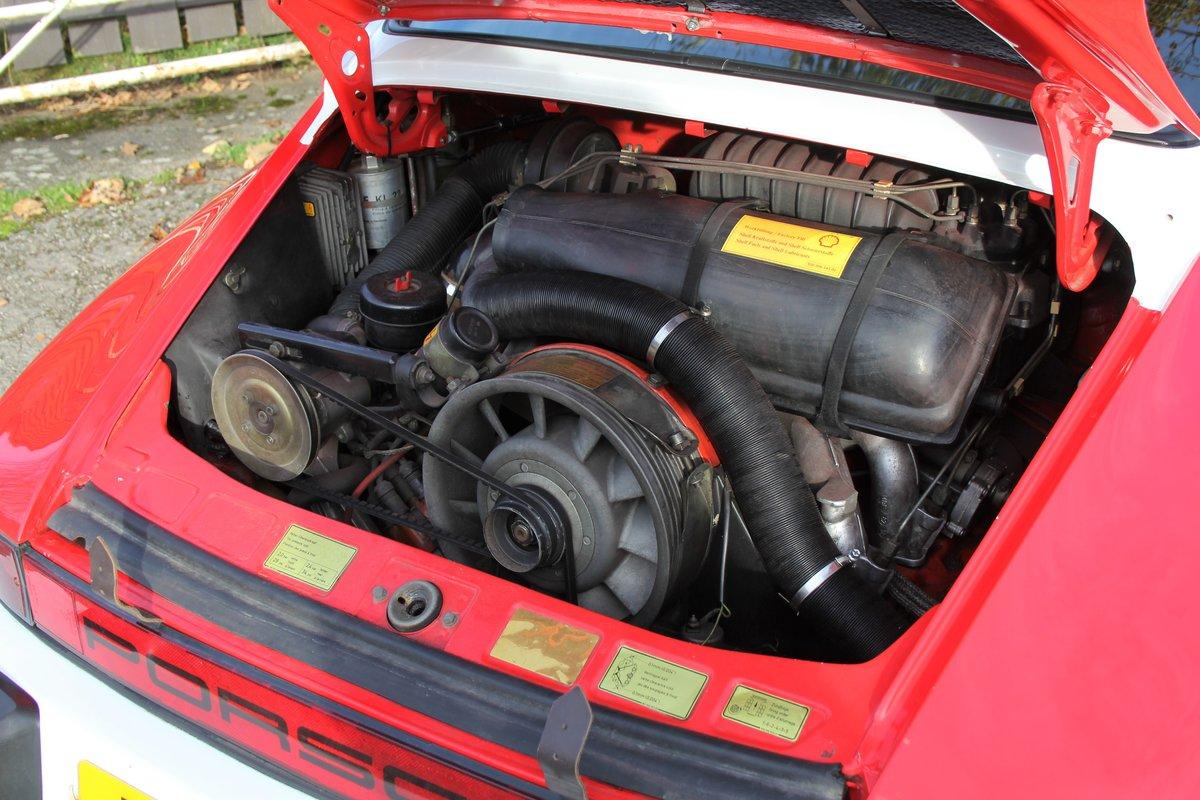 1983 Porsche 911 SC SOLD (picture 14 of 19)