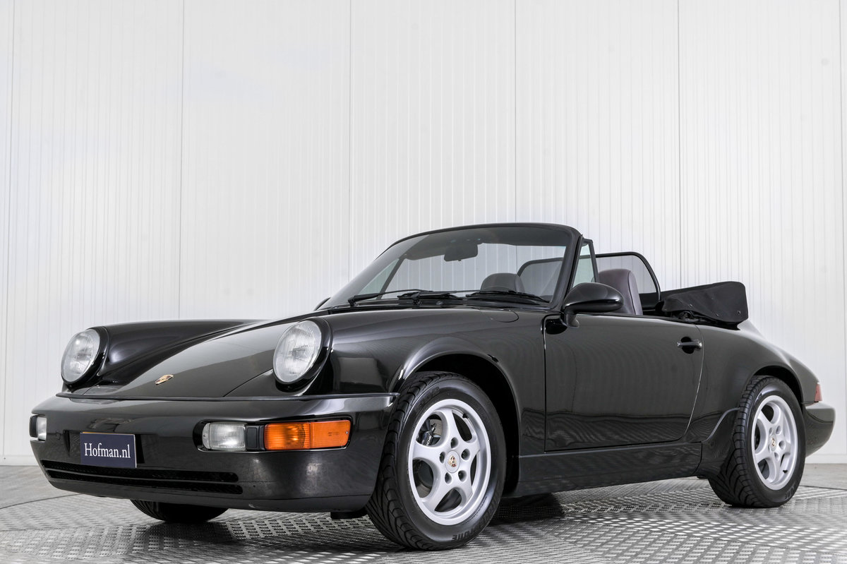 1994 Porsche 911 Cabriolet Carrera 2 3.6 For Sale (picture 1 of 12)