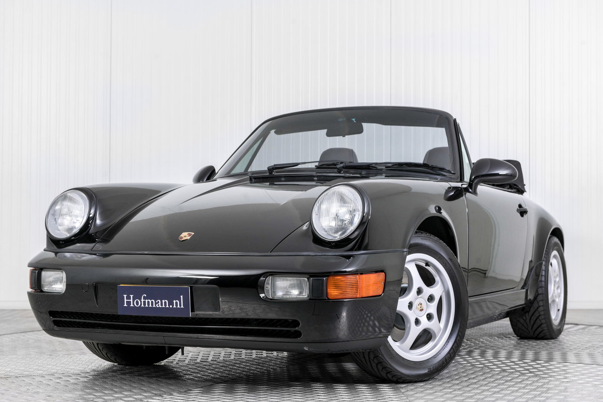 1994 Porsche 911 Cabriolet Carrera 2 3.6 For Sale (picture 10 of 12)