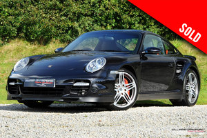 Picture of 2008 Porsche 997 (911) Turbo manual coupe SOLD
