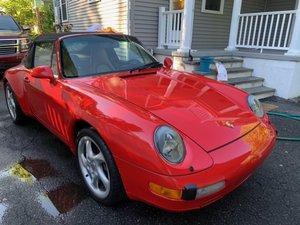 Picture of 1997 Porsche 993 Cabriolet For Sale