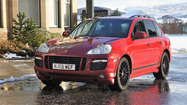 Picture of 2008 Porsche cayenne 4.8 gts super rare 6 speed manual For Sale