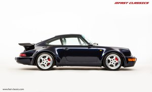Picture of 1993 PORSCHE 911 (964) 3.6 TURBO // MIDNIGHT BLUE  // C16 RHD