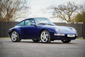 Picture of 1996 Porsche 993 Carrera 2 Manual SOLD