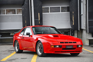 Picture of Swiss delivered 1980 Porsche 924 Carrera GT For Sale