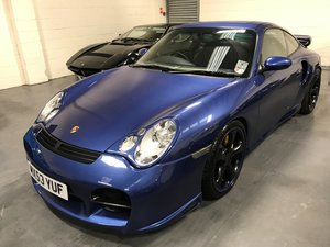 Picture of 2003 PORSCHE 911 TURBO S TECHART FACTORY CAR ONLY 9,000 MILES For Sale