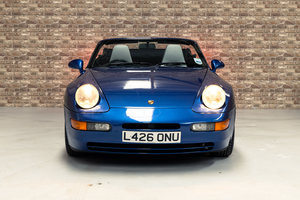 Picture of 1993 Porsche 968 Cabriolet For Sale