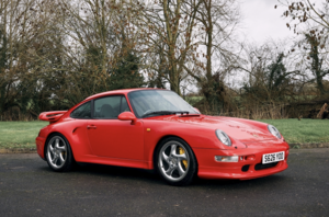 Picture of 1998 Porsche 911 993 Turbo S For Sale For Sale