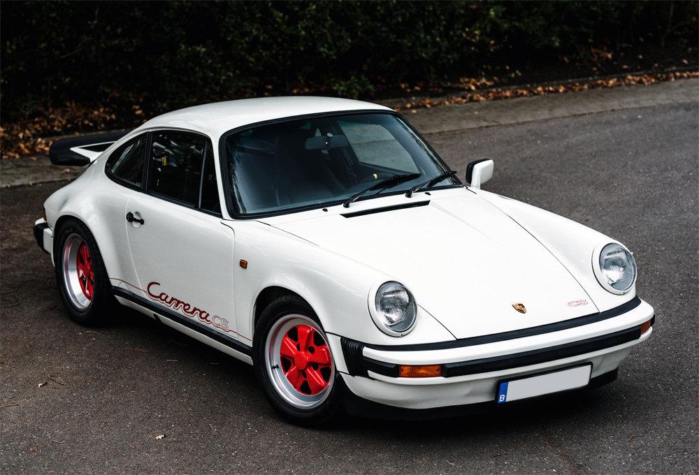 1987 Porsche 911 Carrera Clubsport M637 For Sale (picture 1 of 9)