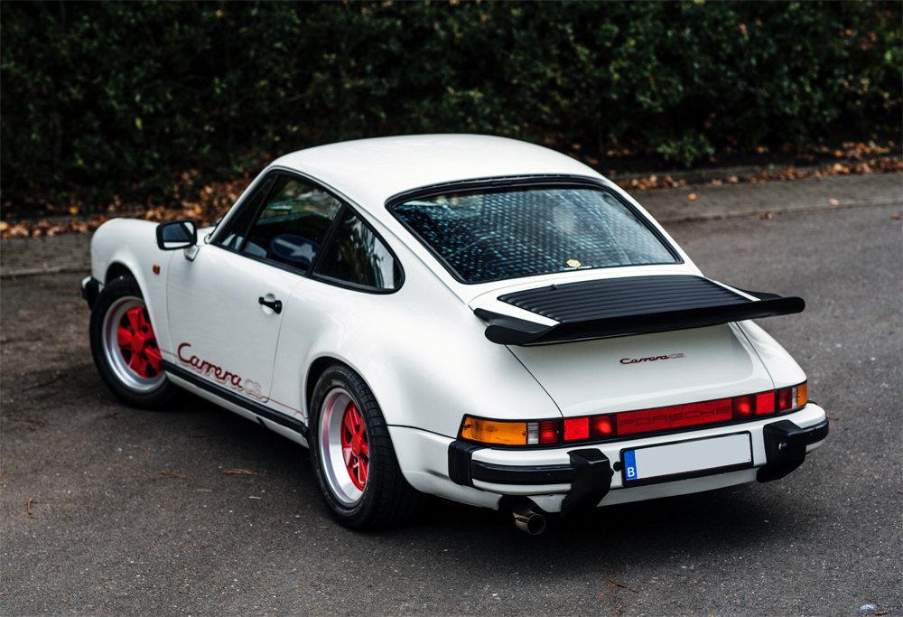 1987 Porsche 911 Carrera Clubsport M637 For Sale (picture 3 of 9)