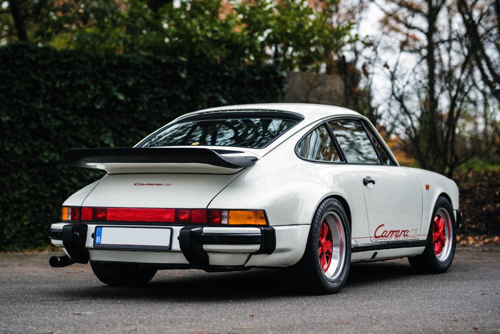 1987 Porsche 911 Carrera Clubsport M637 For Sale (picture 4 of 9)