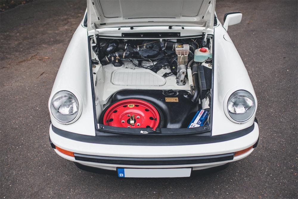 1987 Porsche 911 Carrera Clubsport M637 For Sale (picture 5 of 9)