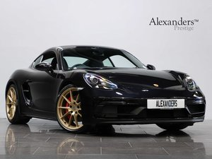 Picture of 2020 20 70 PORSCHE 718 CAYMAN GTS 4.0 MANUAL For Sale