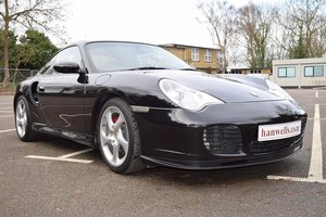Picture of 2002/02 Porsche 996 Turbo MK II Manual in Basalt Black For Sale