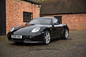 Picture of 2006 Cayman S Tiptronic 3.4 Low Miles FSH Stunning Example For Sale
