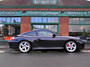 Picture of 2003 Porsche 911 C4S Coupe Tiptronic For Sale