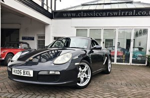 Picture of 2005 BOXSTER 2.7 987 MANUAL For Sale