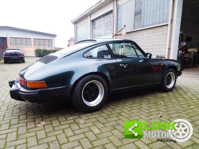 1982 Porsche 911 Coupè SC 3.0 *ASI* CONSERVATO For Sale (picture 4 of 6)