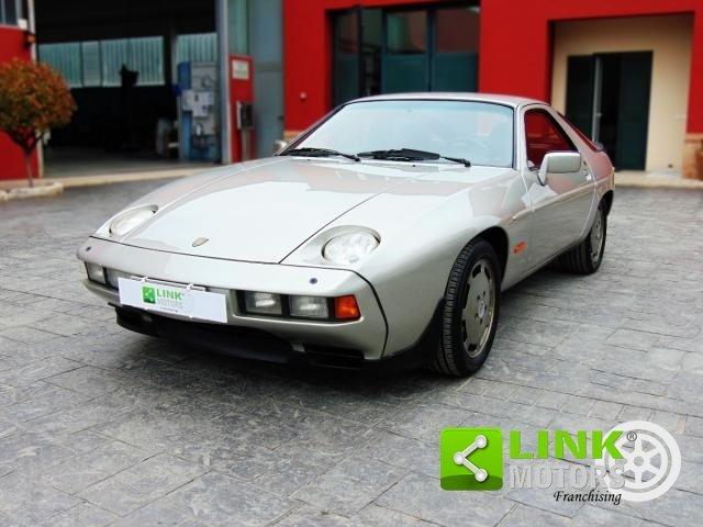 Porsche 928 S, anno 1981, perfettamente conservata in carro For Sale (picture 2 of 6)