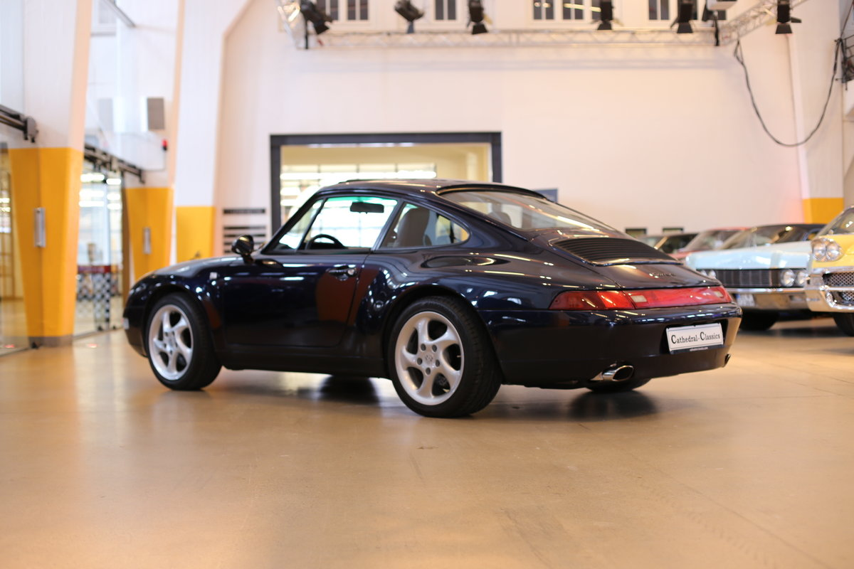 1994 Last of the air-cooled Porsche 911 Carrera (993) Coupe Tiptr For Sale (picture 2 of 12)