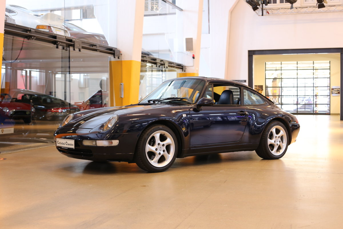 1994 Last of the air-cooled Porsche 911 Carrera (993) Coupe Tiptr For Sale (picture 4 of 12)